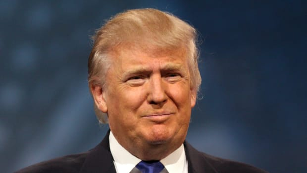 Trump Plans To Ask God For Forgiveness, But Not Much Promo Image