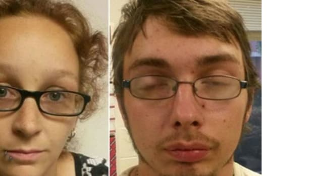 Couple Attempts To Sell Baby For Money To Buy Drugs Promo Image