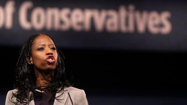 Republican Rep. Mia Love of Utah.