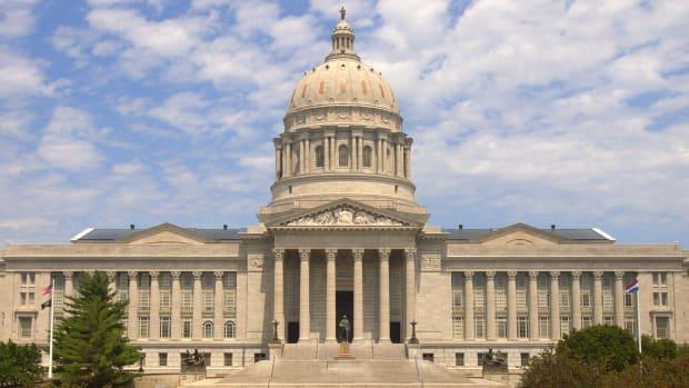 Missouri Governor: Religious Exemptions Hurt Economy Promo Image