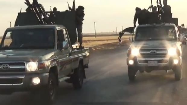 US Asks About ISIS Use of Toyota Trucks