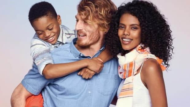 Outrage Over Old Navy Ad With Interracial Family Promo Image