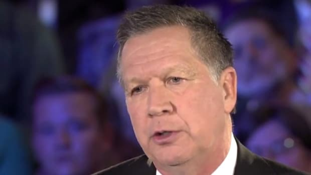 John Kasich: Move On From Gay Marriage Debate (Video) Promo Image