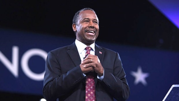 Ben Carson: 'Absolute Destruction' Without Trump (Video) Promo Image