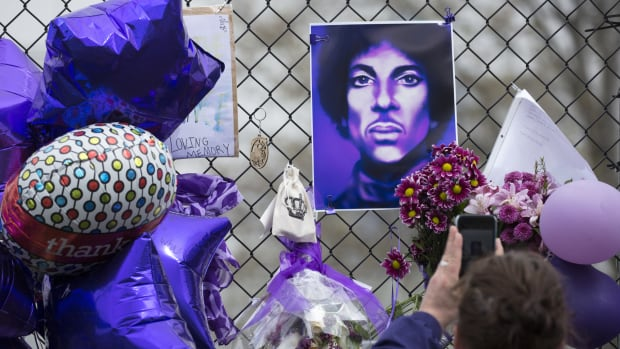 Prince's Death, Role Of Painkillers Being Investigated Promo Image