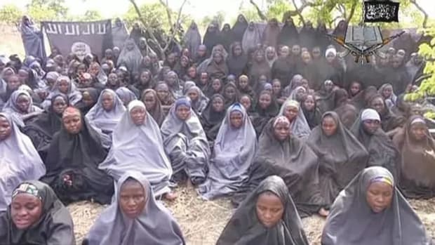 First Of 219 Girls Kidnapped By Boko Haram Found Promo Image