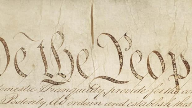"""We the People"" on the Constitution of United States of America"