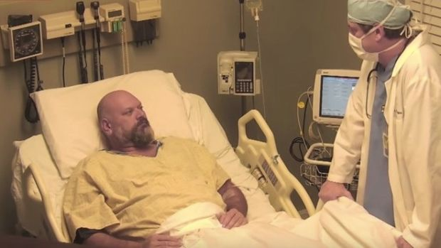 Coma Prank Aims To Curb Man's Drinking (Video) Promo Image