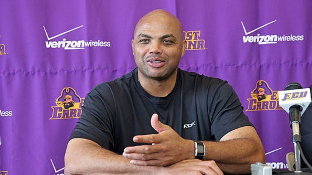 Charles Barkley: 'Rich People Screwing Over Poor People' Promo Image