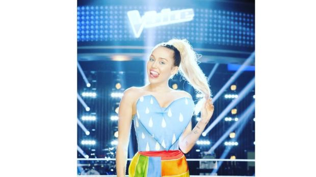 Miley Cyrus Slams Donald Trump For 'Sexist' Comments Promo Image