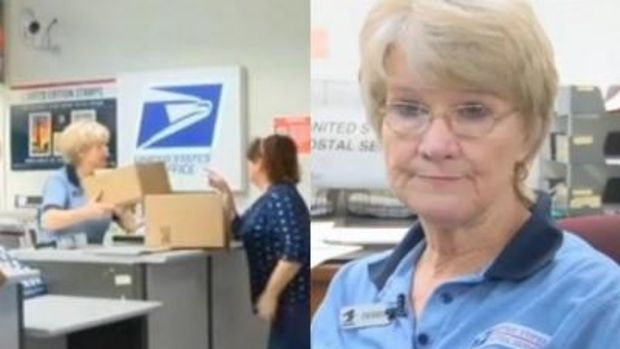 Postal Worker Checks Why Elderly Woman Was Sending So Many Packages, Gets Huge Shock Promo Image