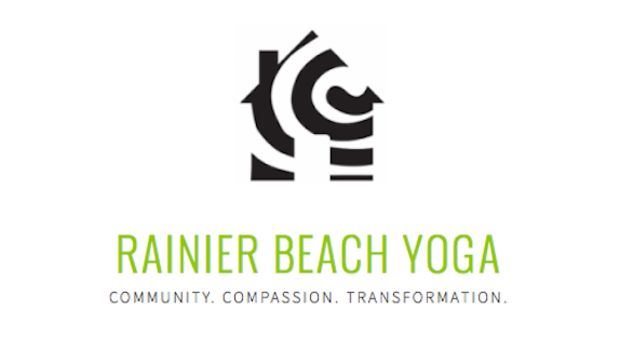 Ranier Beach Yoga Logo