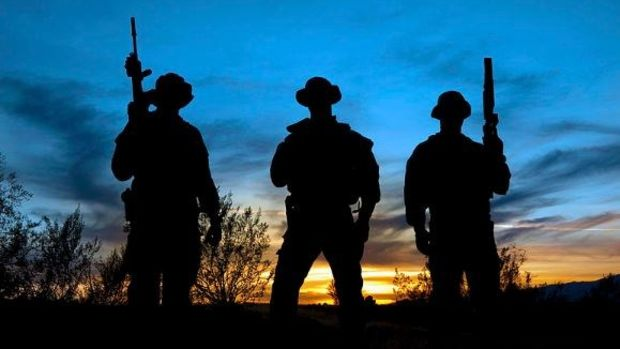 Navy SEAL Killed In Action During Raid Somalia Promo Image