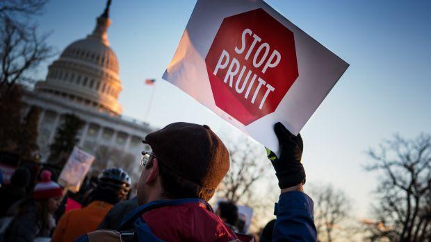 Nine Major EPA Employees Let Go By Pruitt Promo Image