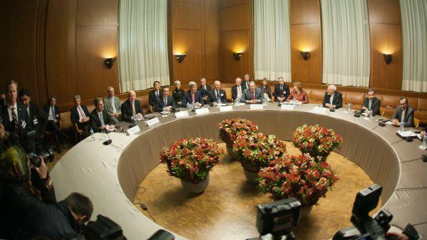 Iran Accuses U.S. Of Violating Nuclear Deal Promo Image