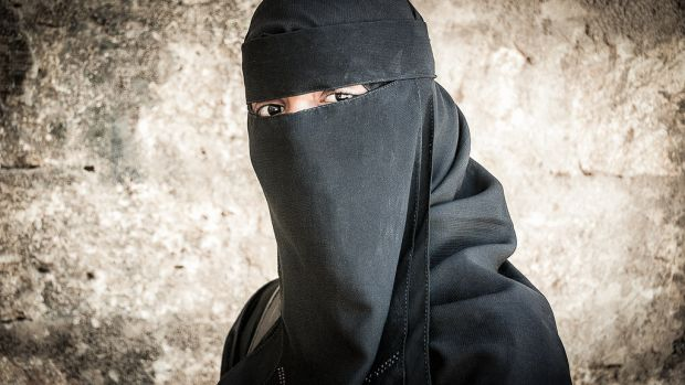 Merkel Supports Veil Ban 'Wherever Legally Possible' Promo Image