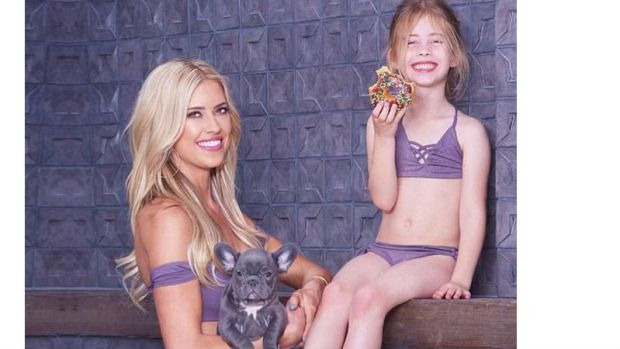 Reality Star Slammed For Bikini Pictures Of Daughter (Photos) Promo Image