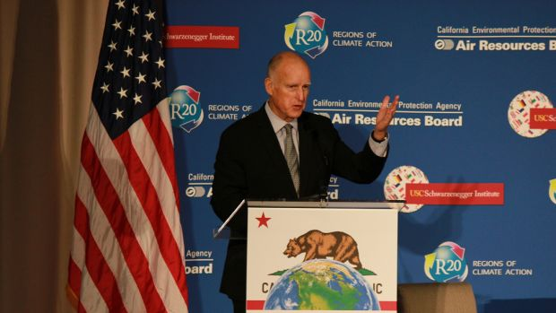 California And China Sign Climate Deal, Excluding Trump Promo Image