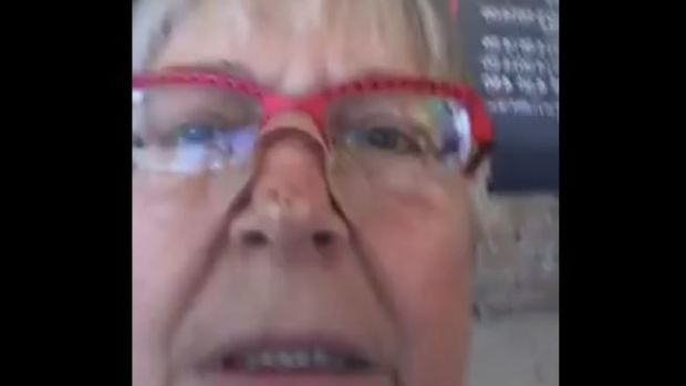 Woman Live Streams Herself Harassing Police (Video) Promo Image