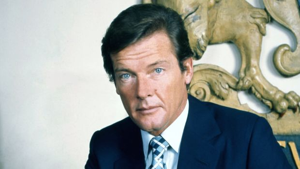Sir Roger Moore, Former James Bond Actor, Dead At 89 Promo Image