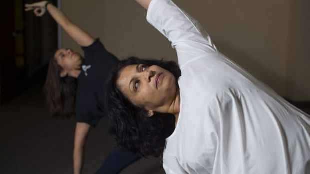 Free Yoga Class Suspended For 'Cultural Appropriation' Promo Image