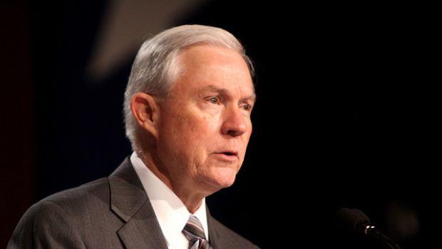 States Brace For War Over Marijuana With DOJ Promo Image