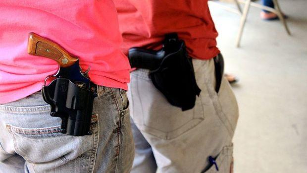 Colorado Teachers Training To Carry Guns In School Promo Image