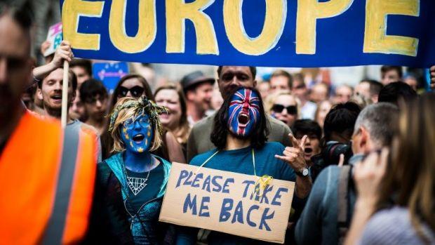 Brexit Will Definitely Benefit Britain Promo Image