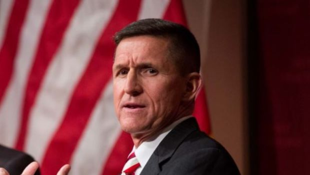 Flynn Under Pentagon Investigation For Russian Payment Promo Image