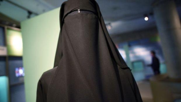 Bulgaria Bans Full-Face Veils In Public Places Promo Image