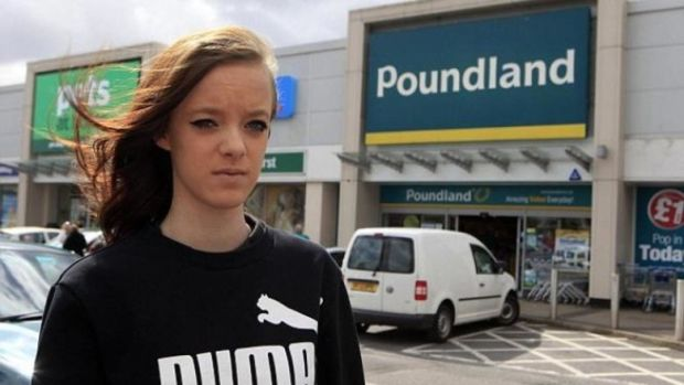 Teen Girl Forced To Undergo Invasive Bra Search For Stolen Cash In Front Of Customers Promo Image