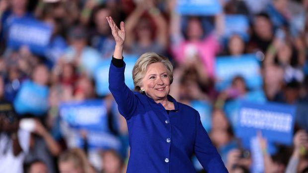 Report: Clinton Ran More Negative TV Ads Than Trump Promo Image
