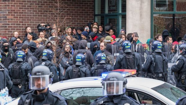 Lawsuit: Washington D.C. Cops Rectally Probed Detainees Promo Image