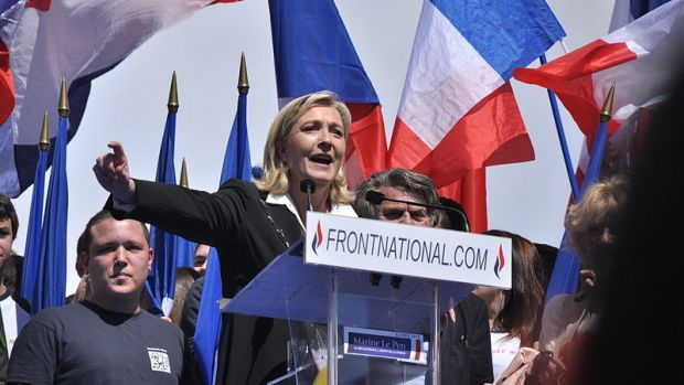 French Who Lived Through WWII: Le Pen Is 'Deadly Risk' Promo Image