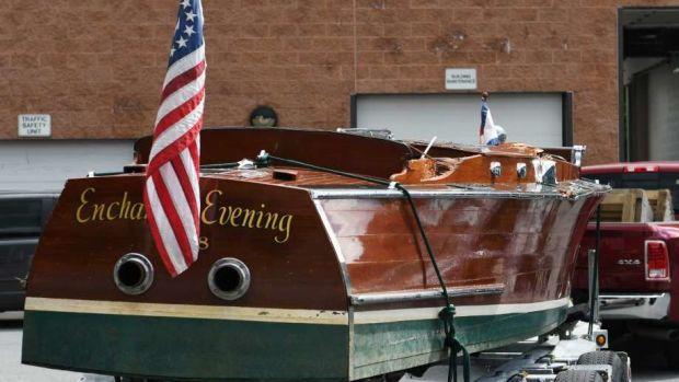 9-Year-Old Girl Dies In Boat Crash Promo Image