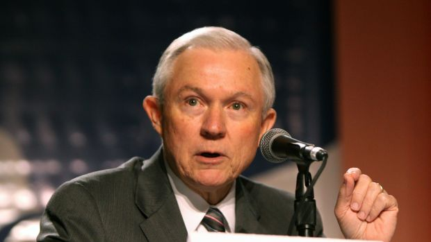 Sen. Jeff Sessions Vehemently Denies Racism Allegations Promo Image