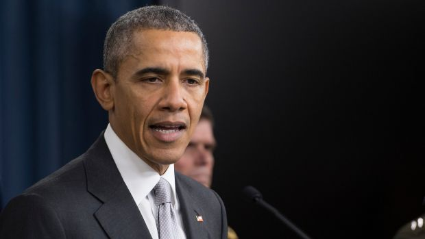 Obama Rolls Eyes At Trump's Accusations Of Wiretapping Promo Image