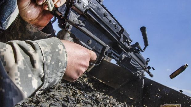 Gun Rights Groups Sue California Over Assault Rifle Ban Promo Image