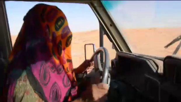 Saudi Arabia Refuses To Consider Letting Women Drive Promo Image