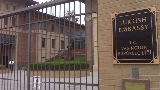 Senator Calls For Removal Of Turkish Embassy In D.C. Promo Image