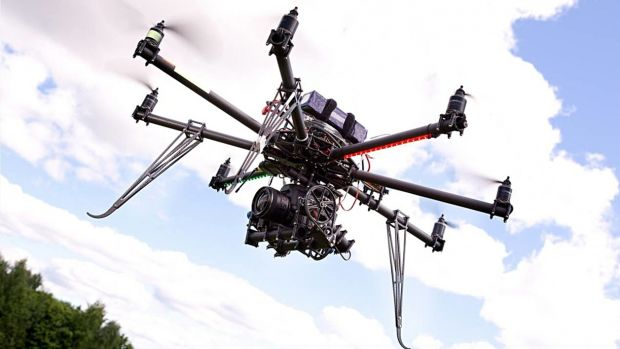 Police Use Of Armed Drones Will Prevent Excessive Force Promo Image
