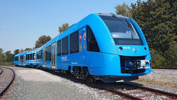 World's First Zero Emissions Train Expected For 2017 Promo Image