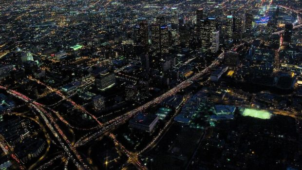 Downtown LA Hits Highest Vacancy Rate Since 2000 Promo Image