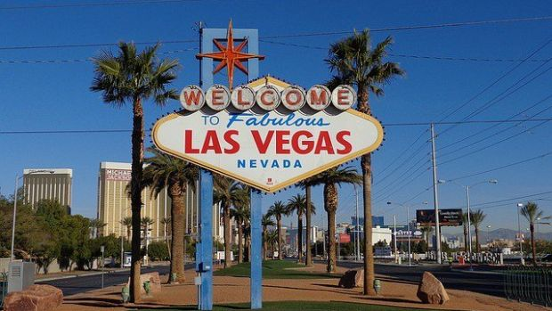 Man Takes Advantage Of Woman On Las Vegas Strip (Video) Promo Image