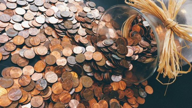 Man Cashes In Penny Collection After 45 Years (Photos) Promo Image