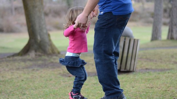 Mom Shows Strong Bond Between Daughter And Stepfather (Photos) Promo Image