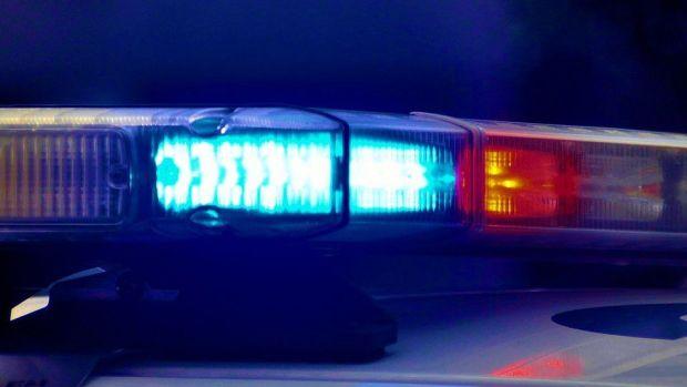 Man Abandons Young Stepdaughters After Crashing Car (Photos) Promo Image