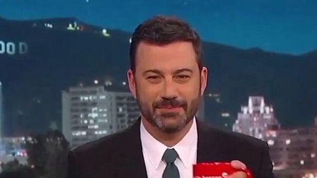 Jimmy Kimmel Involved In Serious Car Crash (Photos) Promo Image