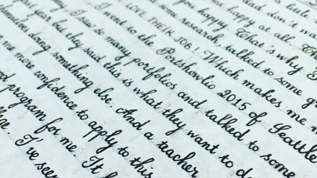 15 Handwriting Examples That'll Give You An Eyegasm Promo Image