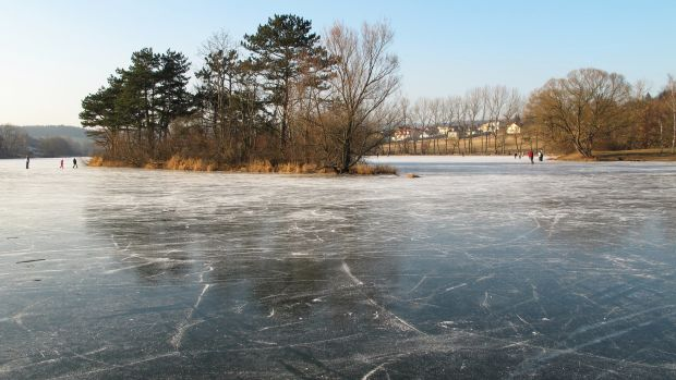 Boy Dies After Saving Friend From Frozen Pond Promo Image